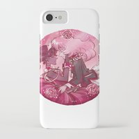utena iPhone & iPod Cases featuring Utena x Anthy by Ravenno