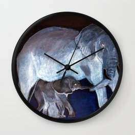 Moonlight Moods collection 'A Proud Mum' Wall Clock