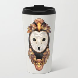 Owl 3 Travel Mug