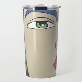 Sativa Queen Mary Jane Travel Mug