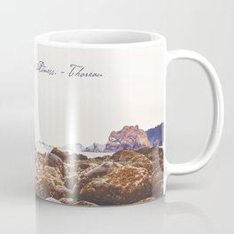 The Tonic Of Wildness Coffee Mug