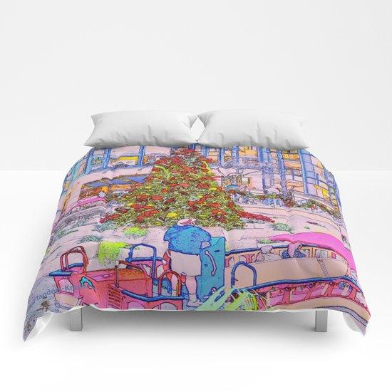 O Christmas Tree! Comforters