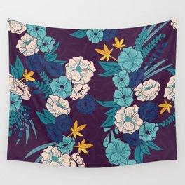 Jungle Pattern 004 Wall Tapestry