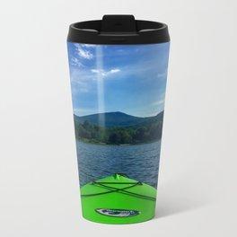 Vermont Kayaking Metal Travel Mug