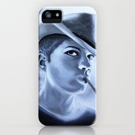 Ryan Phillipe Cowboy hat and a Fag iPhone Case