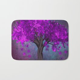 TREE OF PINK Bath Mat