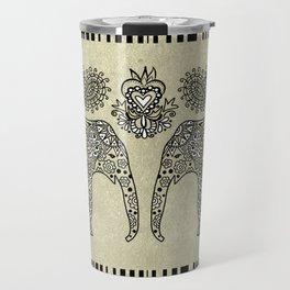 Elephant Muladhara Travel Mug