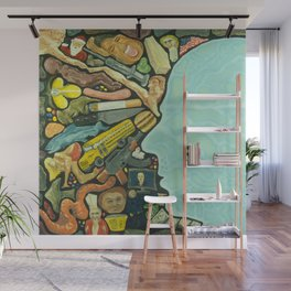 Filter Wall Mural