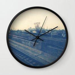 Kentile Floors Wall Clock
