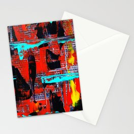 Reflections On 10th Street Stationery Cards
