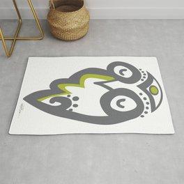 Sleeping Owl Rug