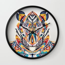 TyGR Wall Clock