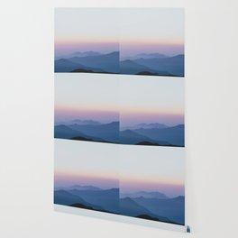 Sunset in the Annapurnas Wallpaper