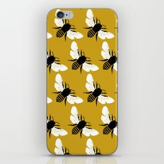 Bee world iPhone & iPod Skin