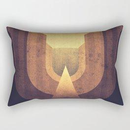 Janus & Epimetheus - Co-Orbital Moons Rectangular Pillow