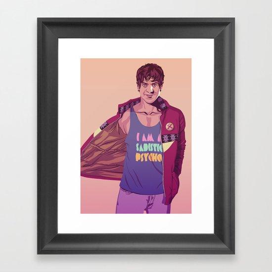 80/90s - RS Framed Art Print