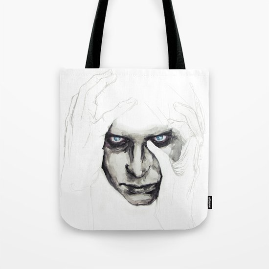 detail insomnia Tote Bag