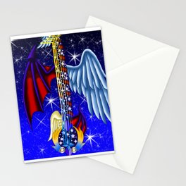 Fusion Keyblade Guitar #165 - Way to the Dawn & Star Seeker Stationery Cards