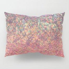 Sparkley Grunge Relief Background G179 Pillow Sham