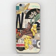 W3 iPhone & iPod Skin