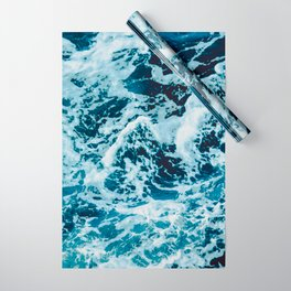 Lovely Seas Wrapping Paper