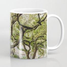 In The Tree Tops Coffee Mug