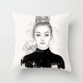 Gi Throw Pillow