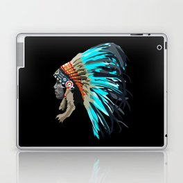Blue Chief Laptop & iPad Skin