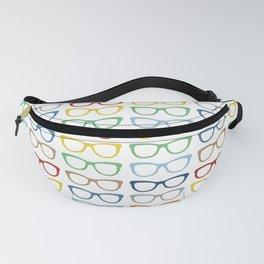 Rainbow Specs Fanny Pack