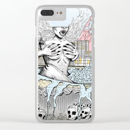 Alternative Reality 2018 Clear iPhone Case
