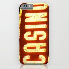 Casino One iPhone 6s Slim Case