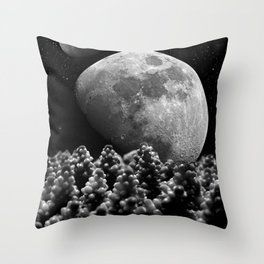 spiritualized Throw Pillow