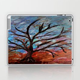 Abstract/palette knife  Laptop & iPad Skin