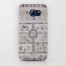 Chateau Hexagon iPhone Case
