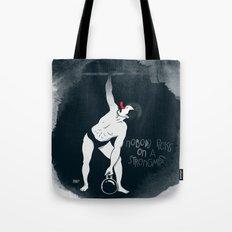 Strongman Tote Bag