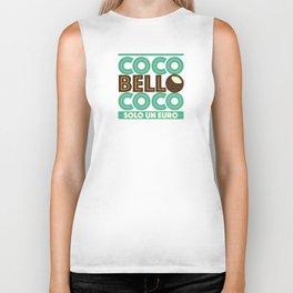 Coco Bello Coco Biker Tank