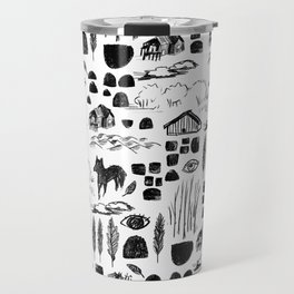 Graphite Travel Mug