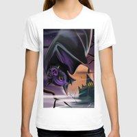 bat T-shirts featuring Bat by Brandon Heffron