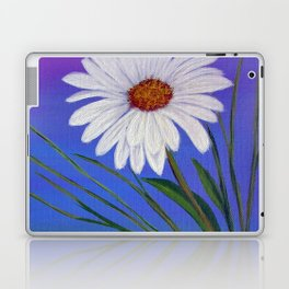 White daisy -2 Laptop & iPad Skin