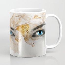 Dreaming in Gold Coffee Mug