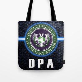 DPA est. 2001 Tote Bag