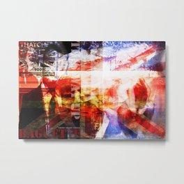 Tory Baguette Metal Print