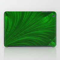 renaissance iPad Cases featuring Renaissance Green by Charma Rose