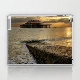 West Pier Brighton Laptop & iPad Skin
