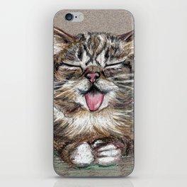 Cat *Lil Bub* iPhone Skin