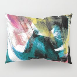 Abstract Artwork Colourful #3 Pillow Sham