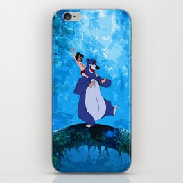 Jungle Book iPhone Skin