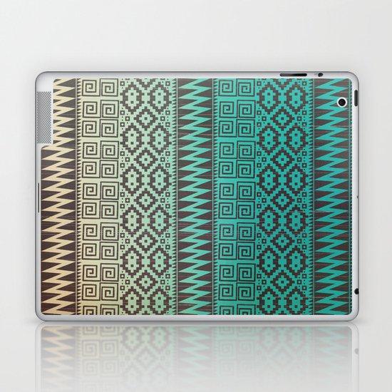 Pixel Pattern Laptop & iPad Skin
