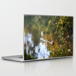 Duck pond Laptop & iPad Skin