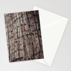 The Work of A Woodpecker Stationery Cards